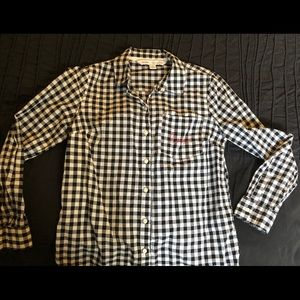 Old Navy collard long sleeve shirt